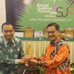 Menteri Ferry di Makassar