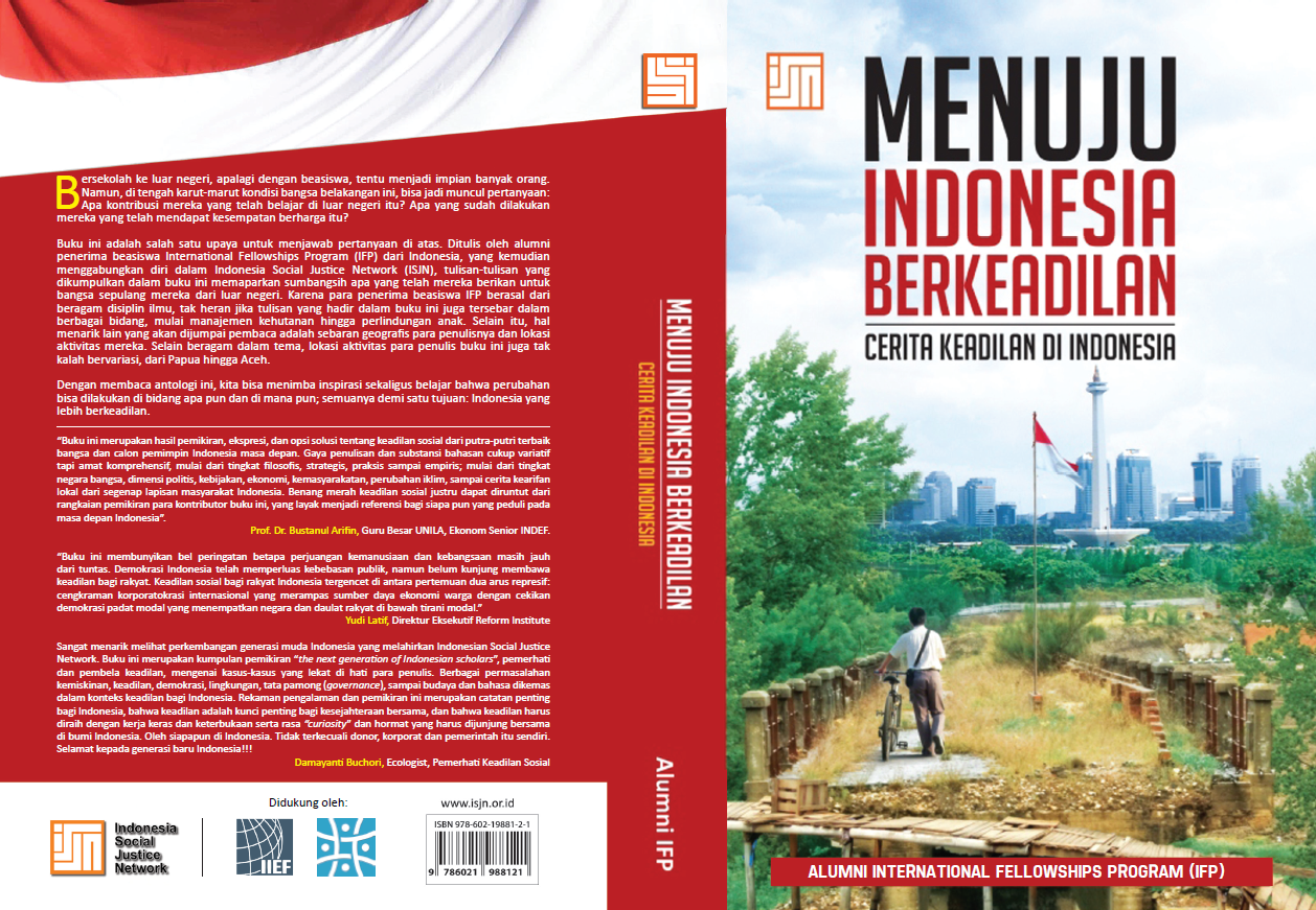 Menuju Indonesia Berkeadilan
