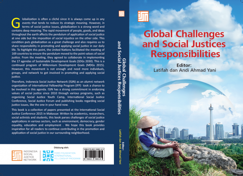 Global Challenges and Social Justice Responsibilities